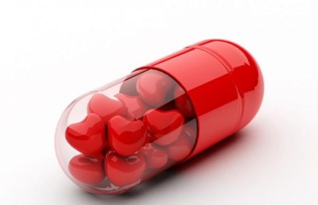pillole cuore